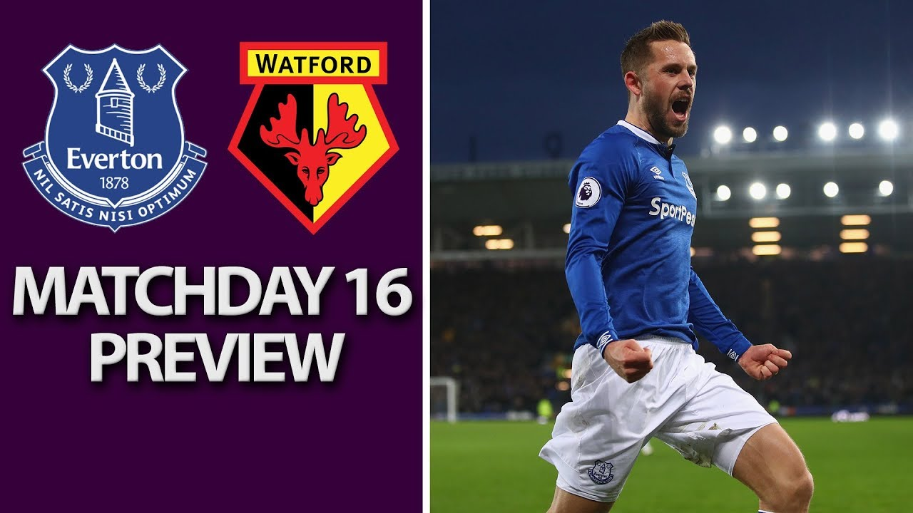 Everton v. Watford I PREMIER LEAGUE MATCH PREVIEW I 12/10/18 I NBC Sports