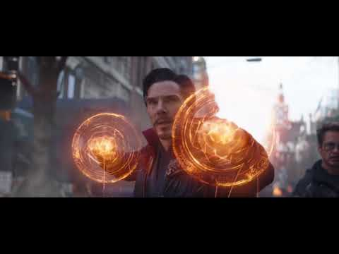 Iron Man Suit up scene Avengers Infinity War 2018 720p HD