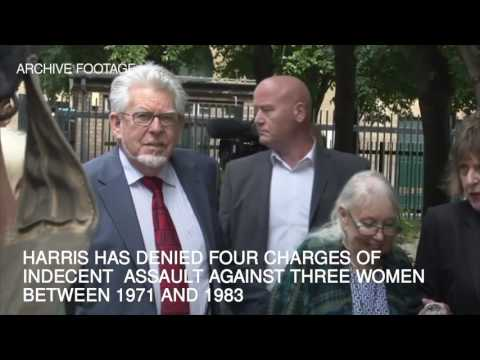 Rolf Harris released from prison to attend trial in person