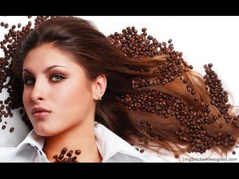 Cafe con leche para el cabello