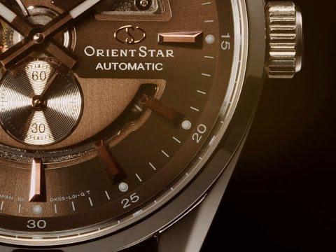 ORIENT STAR Open Heart DK05004K