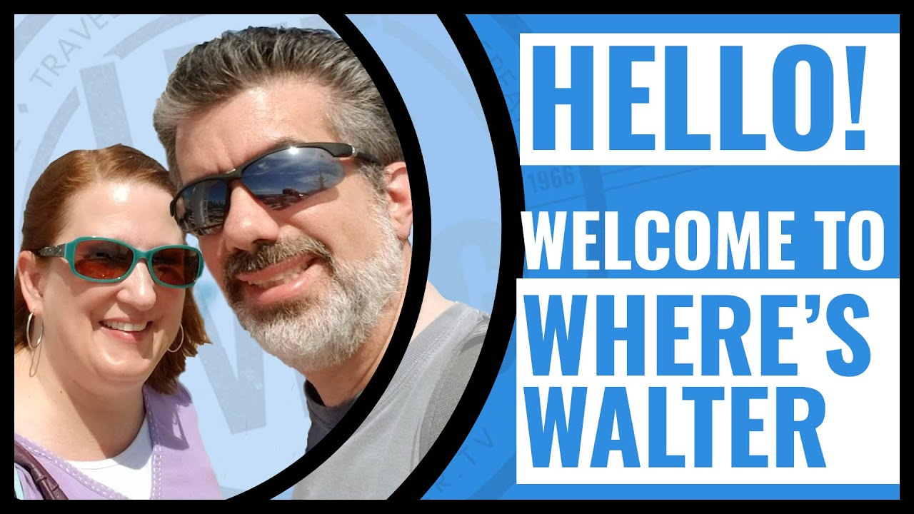 Where's Walter TV launches on YouTube