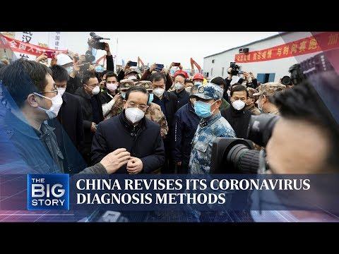 China Revises Its Coronavirus Diagnosis Methods | THE BIG STORY | The Straits Times