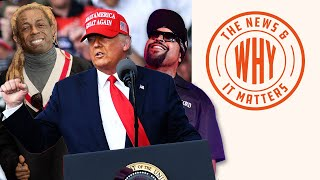 Is the Black Community Jumping on the Trump Train? | The News & Why It Matters | Ep 653
