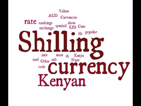 Kenyan Currency - Shilling