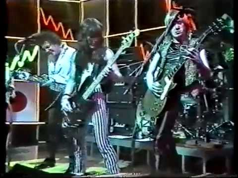 Iron Maiden - Live In The Beat Club In Bremen 1981