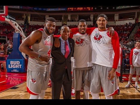 Fresno State Beats UNLV 72-59 on Senior Night (3/4/17)