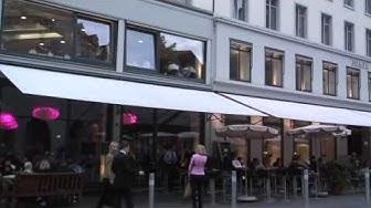 Zurich's Hiltl Restaurant