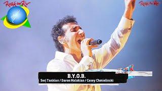 System Of A Down - Soldier Side (Intro)/ B.Y.O.B.【Rock In Rio 2011 | 60fpsᴴᴰ】
