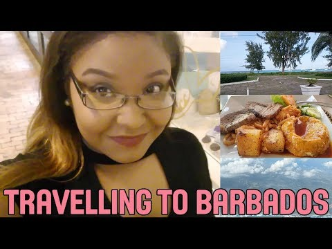 TRAVEL VLOG | MY FIRST TIME IN BARBADOS