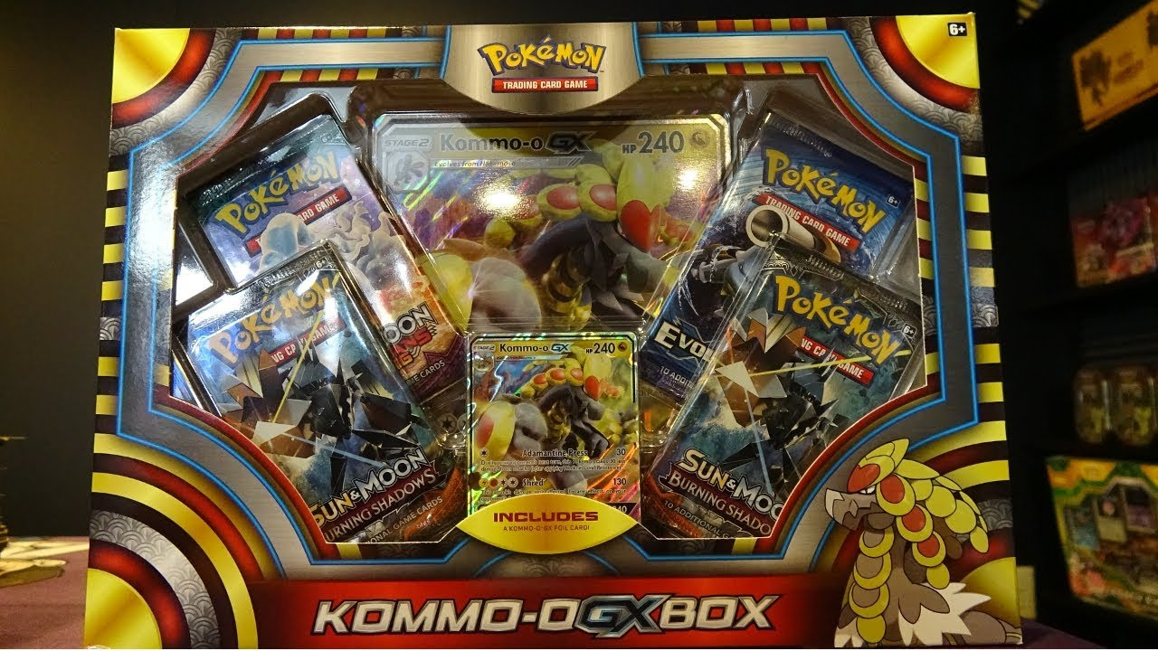 Woo Kommo O Gx Boxes Are Here Youtube