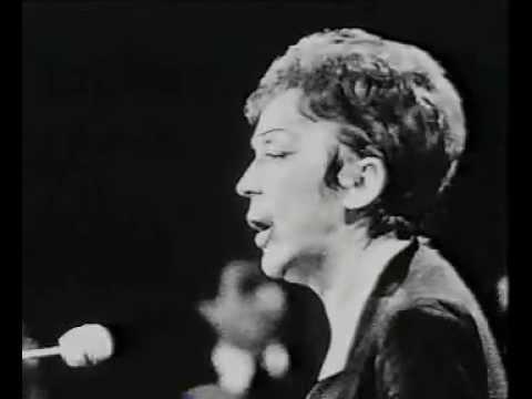 Edith Piaf Recital a Nimegue '62 Live