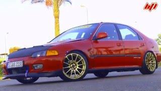 Honda Civic SI  EG8 93