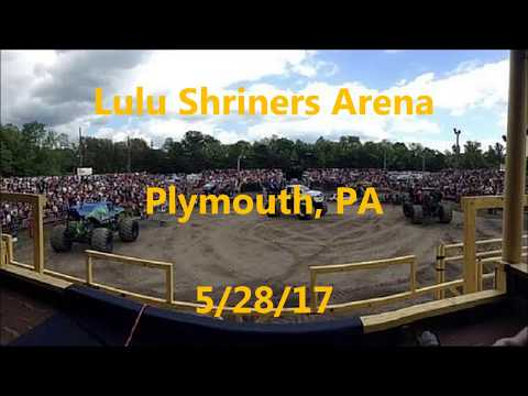KSR Motorsports, LuLu Shriners Arena, Plymouth PA, 5/28/17 (FULL SHOW)