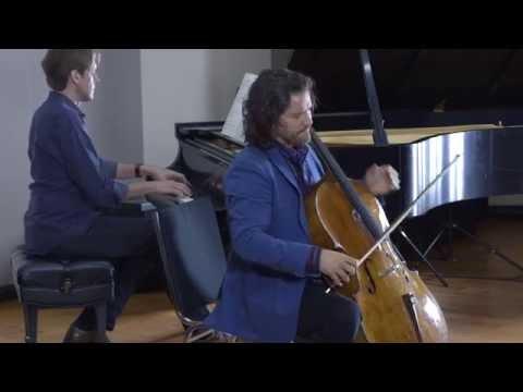 """Zuill Bailey, cello - Bruch: """"Kol Nidrei"""""""