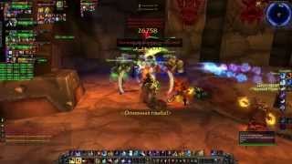 World of Warcraft: Mists of Pandaria 5.4.2 - Mage Fire in PVP