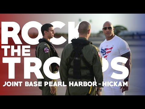 Rock The Troops - Joint Base Pearl Harbor-Hickam