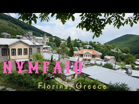 Nymfaio, Is This The Most Beautiful Village In Greece?