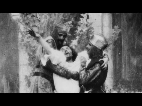 King John (1899) - First ever Shakespeare film