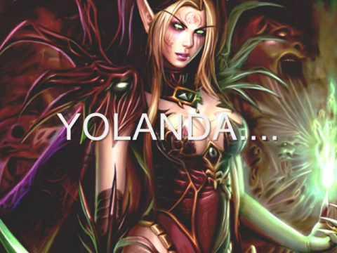 YOLANDA ..Una cumbia viejita.
