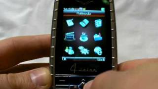 NOKIA N89 LTD EDITION 7 ******* STAR hotel Burj Al-Arab Dual 2 SIM