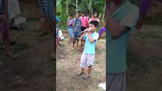 Football Announcement of 10 yr boy@ malappuram