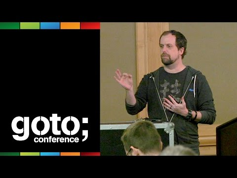 GOTO 2016 • Challenging the Internet of Things • Joshua Birk