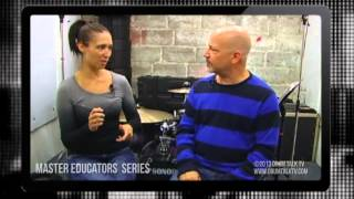 Emmanuelle Caplette on Drum Talk TV™!