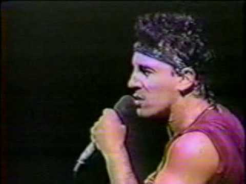 The River WITH STORY Bruce Springsteen 8141985 Philly