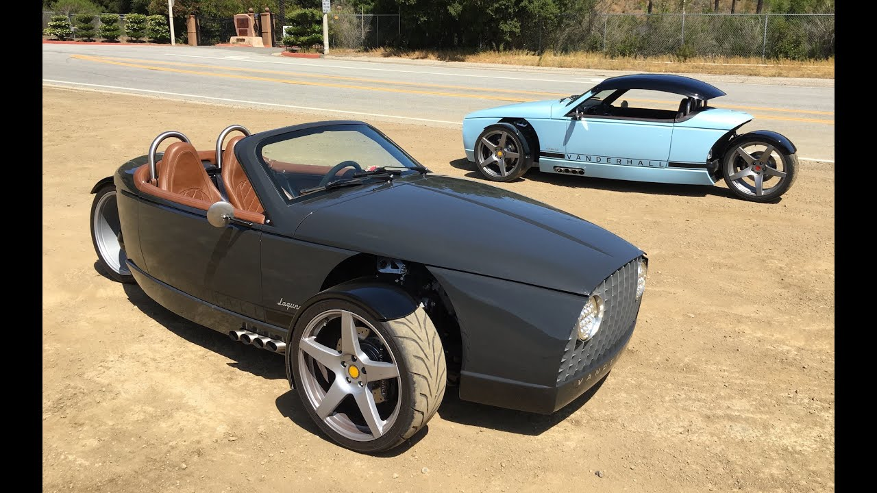 The 2017 Vanderhall Venice Puts Style Ahead Of Substance | Cycle World