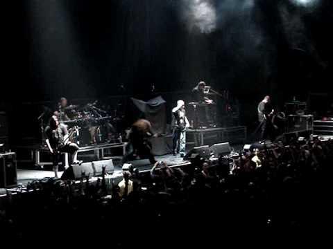 Chimaira-Secrets of the Dead Live, Orlando 4/11/09