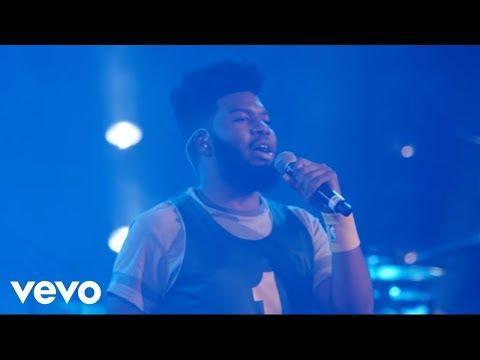 Khalid - American Teen (Live) - #VevoHalloween