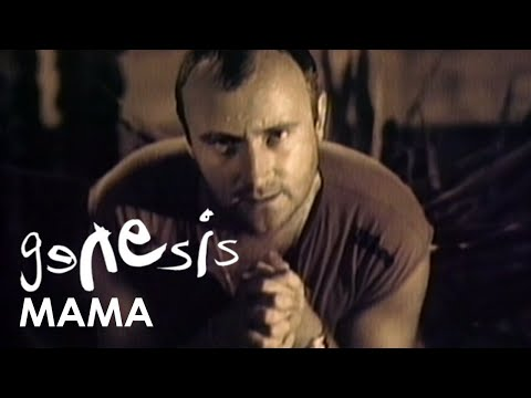 Genesis - Mama (Official Music Video)