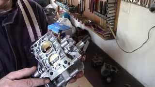 Момент карбюратора іномарки (Volkswagen Golf) на карбюратор МИСЛИВЕЦЬ (ДААЗ Solex)
