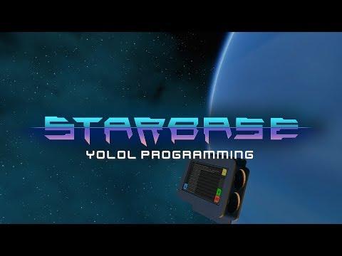 В игре Starbase будет собственный язык программирования