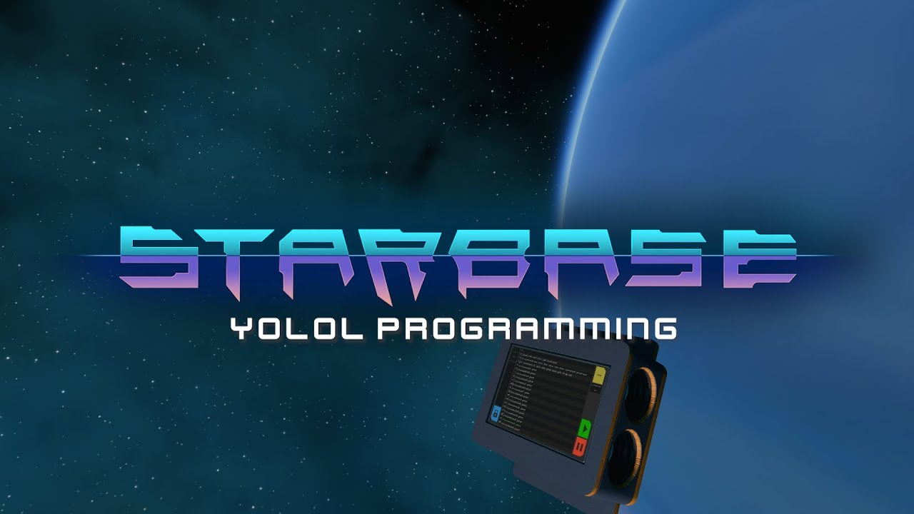 Starbase comes with its own programming language | PC Gamer