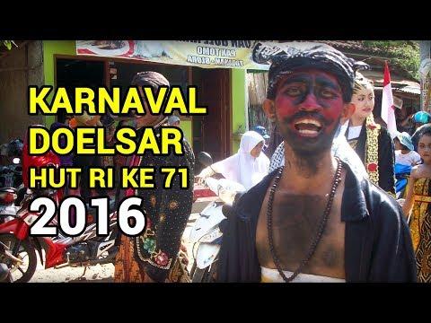 Video Karnaval Doelsar HUT RI ke 71 Todanan 2016