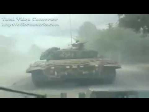 Штурм Цхинвала грузинской армией (Август 2008 г.)