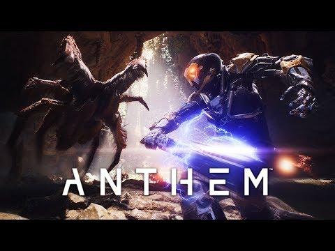 Anthem - o Poder do TROVAO
