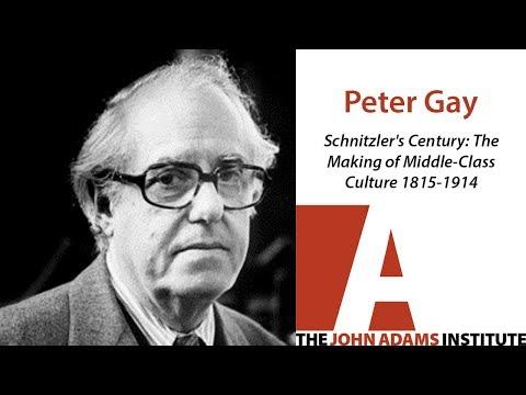 Peter Gay on Schnitzler's Century - The John Adams Institute