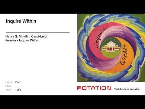 Henry S. Mindlin, Carol-Leigh Jensen - Inquire Within