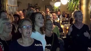 PubChoir Zwolle Zombie