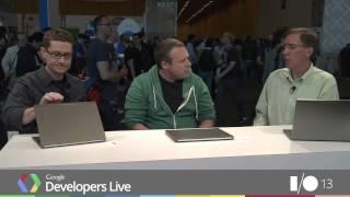 Google Developers Live at I/O 2013 - The Chromebook Pixel