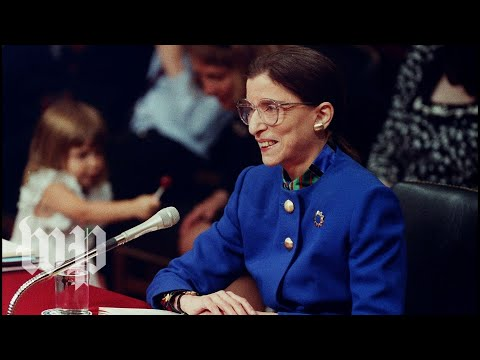 Ruth Bader Ginsburg's life, in her own words