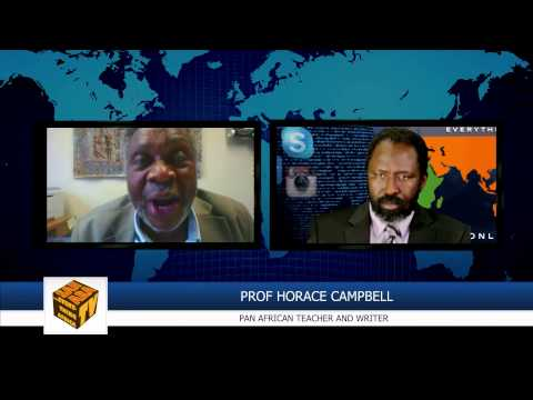 #NigeriaDecides: Pan-Africanist And Professor Horace Campbell Comments On Nigerian Elections