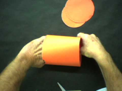 Paper Cylinder Preview