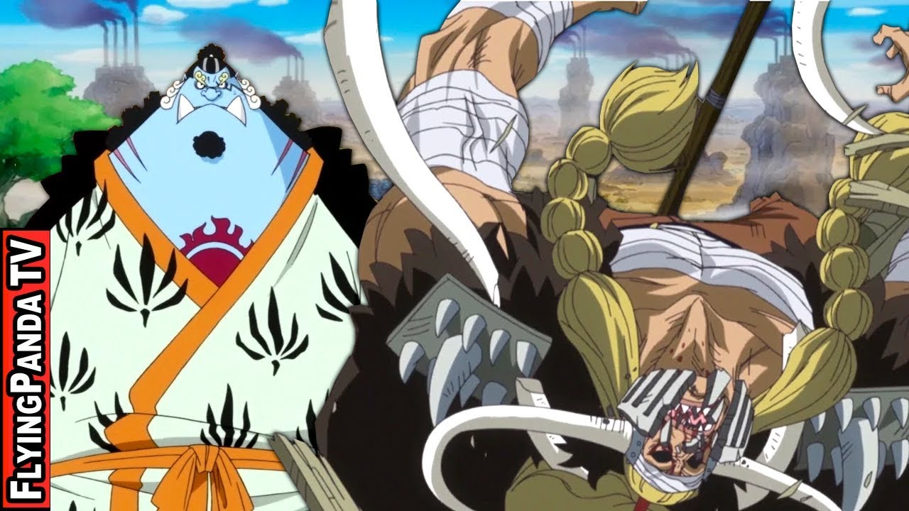 "JINBEI – The ""YONKO COMMANDER LEVEL"" Fishman 