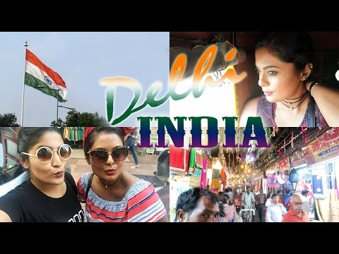 Delhi Vlog - Shopping With Sjlovesjewelry, Chandni Chawk, Karol Bhag, Red Fort, Jama masjid