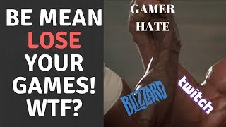 Blizzard & Twitch Team Up To Censor Gamers! Disgusting New Policy