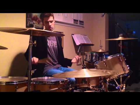 Can't Take My Eyes Off You. By: Frankie Valli Drum cover
